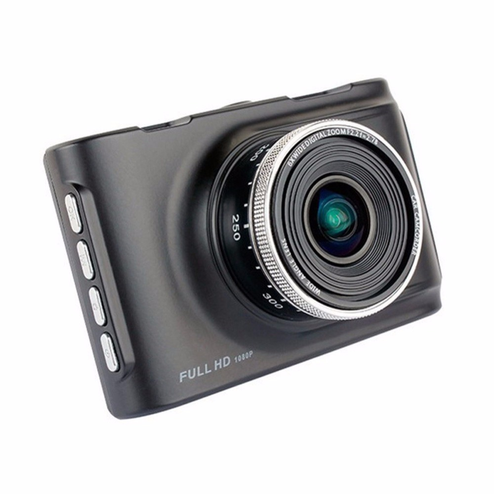 Mini Car Camera Dash Cam DVR Full HD 1080P Auto Camera Motion Detect Emergency Driving Recorder